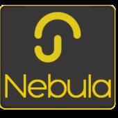 Nebula Icon - Yellow - Outline - transparent